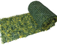 yellow boxwood mat