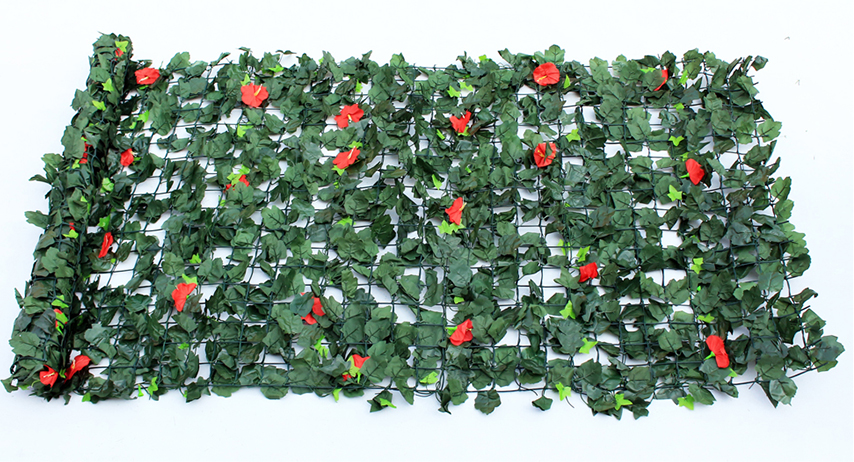 artificial boxwood mat for storefont decor