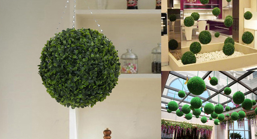 artificial topiary for internal landscape