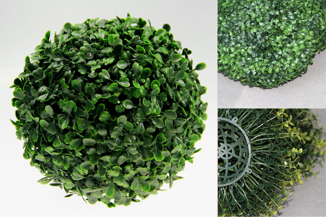 best quality artificial boxwood balls,topiary balls