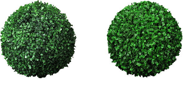 for artificial topiary balls and other topiary items we have many optional choice for you and special ones can be customized
