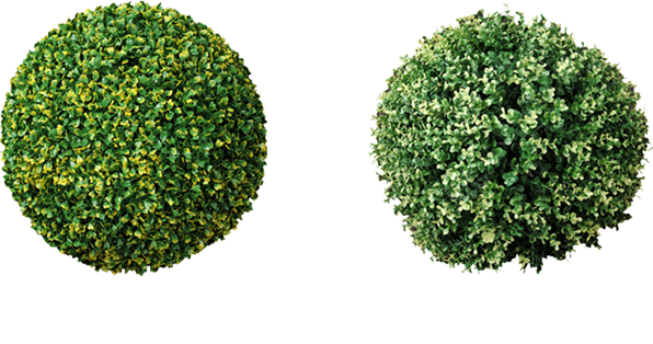 featured SUNWING artificial topiary ball